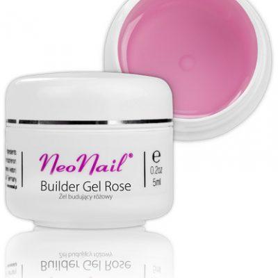 Neonail Żel budujący różowy 5 ml