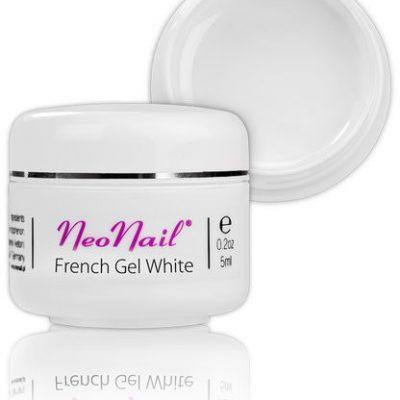 Neonail Żel French biały - naturalny 5 ml