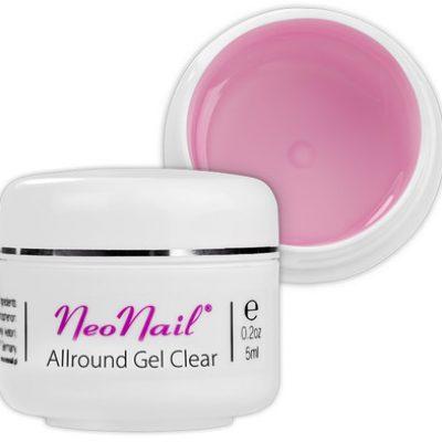 Neonail Żel jednofazowy różowy 5 ml