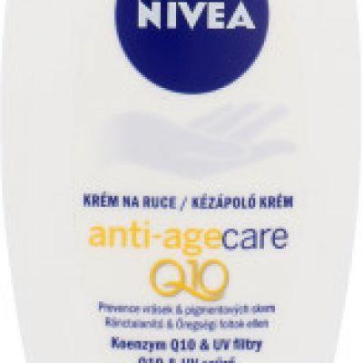 Nivea Nivea Q10 Plus Anti-Age Care krem do rąk 100 ml dla kobiet 40687