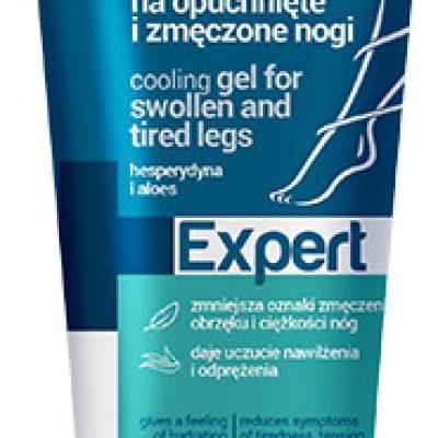 Nivelazione Skin Therapy NIVELAZIONE Skin Therapy Expert Chłodzący żel na opuchnięte i zmęczone nogi z kasztanowcem, arniką i hesperydyną 150 ml NIM0038