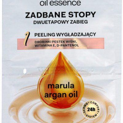 Oceanic Oil Essence Dwuetapowy zabieg do stóp Zadbane Stopy 10ml
