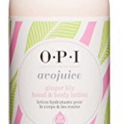 OPI hand & Body Lotion AVO Juice Ginger Lily 250 ML W-SC-3656