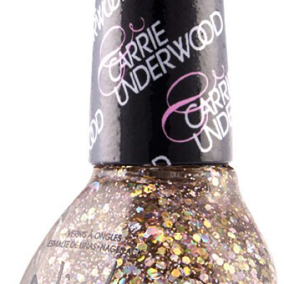 OPI Nicole Lakier Carrie Underwood Limited Edition NI U02 Lips Are Dripping Honey