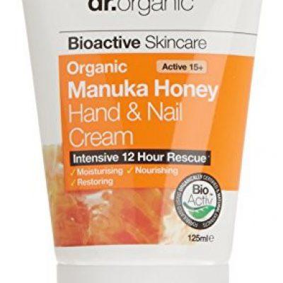 Organic Dr. Manuka Honey ręcznie and Nail Cream 125 ML DRC03014