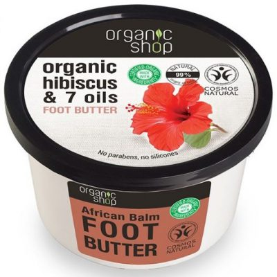 Organic Shop Masło do Stóp Afrykański Balsam 250ml OSHOP-1786