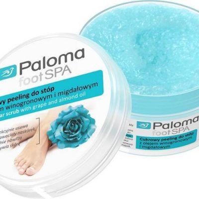 Paloma Foot Spa Cukrowy peeling do stóp