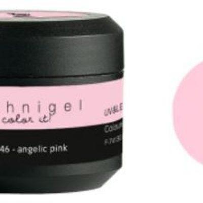 Peggy Sage Kolorowy żel do paznokci UV & LED - angelic pink 5g ( ref. 146446 )