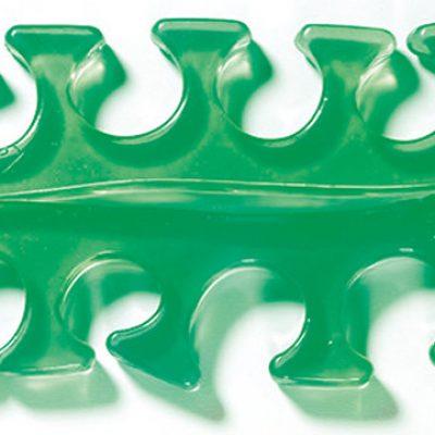 Peggy Sage Para silikonowych rozdzielaczy do palców stóp - ( ref. 155432)