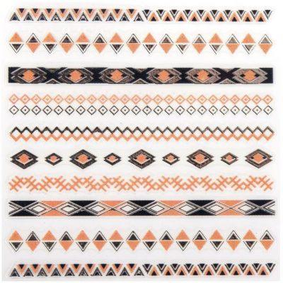 PEGGY SAGE PEGGY SAGE - Decorative nail stickers - Naklejki na paznokcie ( ref. 149246)