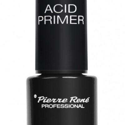 Pierre Rene Pierre René - ACID PRIMER - Primer kwasowy do lakierów hybrydowych, żeli i akrylu PIELZAK