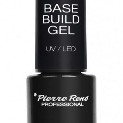 Pierre Rene Pierre René - BASE BUILD GEL UV/LED - Baza budująca do lakierów hybrydowych PIEBDHY
