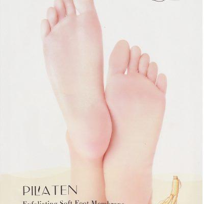 Pilaten Pilaten Exfoliating Soft Foot Membrane Skarpetki Złuszczające Martwy Naskórek