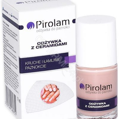 Pirolam MEDANA PHARM odżywka do paznokci z ceramidami 11 ml
