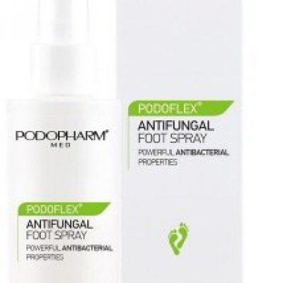 Podopharm PODOFLEX przeciwgrzybiczy spray do stóp 100 ml A9FE-1770B