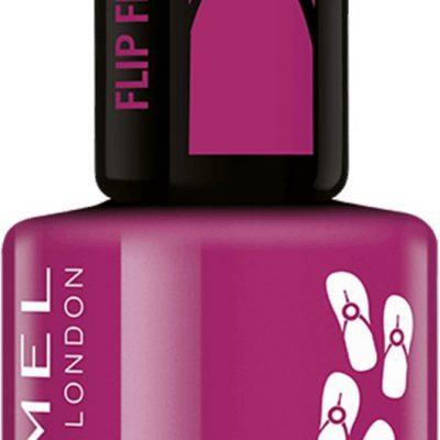 Rimmel Flipflop Fashion 8 ml Lakier do paznokci 336 Violet En Vogue