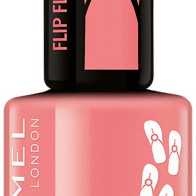 Rimmel Flipflop Fashion 8 ml Lakier do paznokci 406 Coral Blush