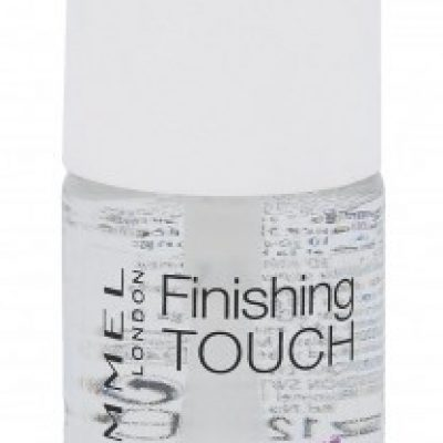 Rimmel London London Finishing Touch Ultra Shine Top Coat lakier do paznokci 12 ml dla kobiet