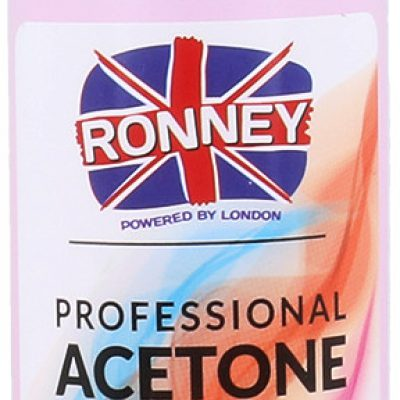 Ronney Ronney Professional Aceton Kosmetyczny Do Usuwania Paznokci Akrylowych I Lakieru Hybrydowego 100ml