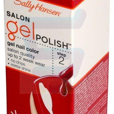 Sally Hansen Salon Gel Polish Lakier hybrydowy Red My Lips nr 220