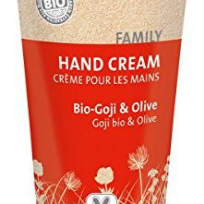 Sante Krem do rąk naturalny kosmetyki Bio-goje i Olive 100 ML (100 ML) 42316