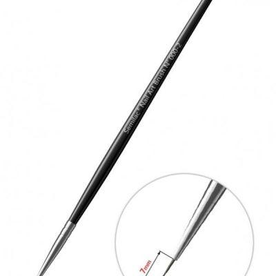 Semilac Diamond Cosmetics Nail Art Kolinsky Brush N 000-2