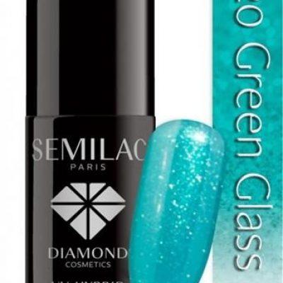 Semilac Lakier hybrydowy 020 Green Glass