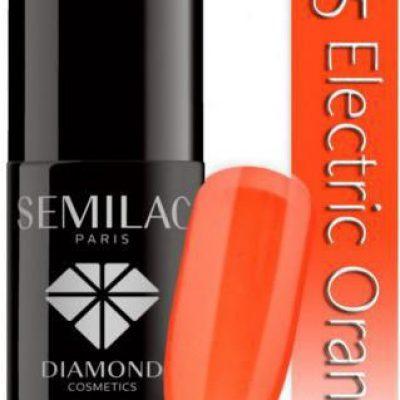 Semilac Lakier hybrydowy 045 Electric Orange