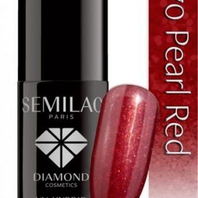Semilac Lakier hybrydowy 070 Pearl Red