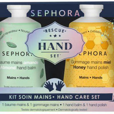SEPHORA COLLECTION Rescue hand set - Zestaw do pielęgnacji dłoni
