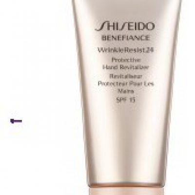 Shiseido Benefiance Protective Hand Revitalizer SPF8 rewitalizujący krem do rąk 75ml