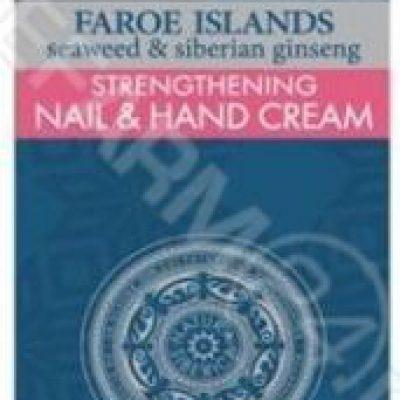 Siberica EUROBIO LAB Wild FAROE ISLANDS wzmacniający krem do rąk i paznokci 75 ml