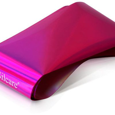 Silcare -60% Folia transferowa Magenta Mirror 200 cm
