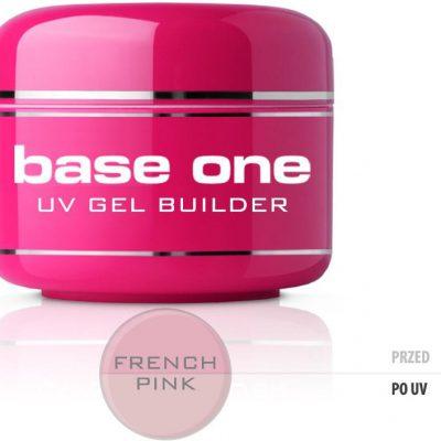 Silcare Base One French Pink żel budujący do paznokci 15g