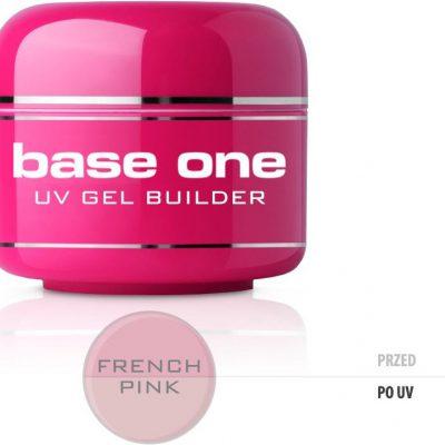 Silcare Base One French Pink żel budujący do paznokci 5g