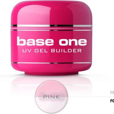 Silcare Base One Pink żel budujący do paznokci 5g