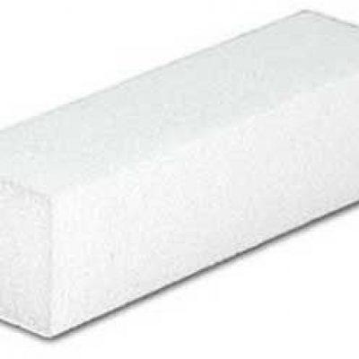 SILCARE Blok polerski 100/100 biały