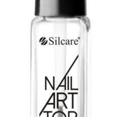 Silcare Nail Art Top Shine