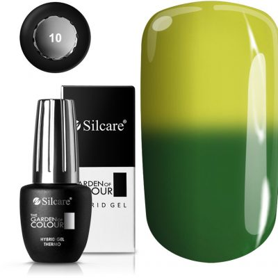 Silcare OUTLET The Garden of Colour Lakier Hybrydowy Thermo *10