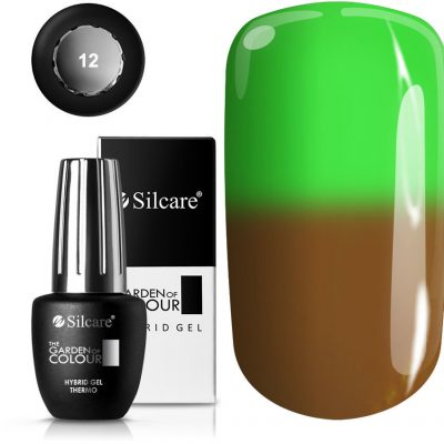 Silcare OUTLET The Garden of Colour Lakier Hybrydowy Thermo *12