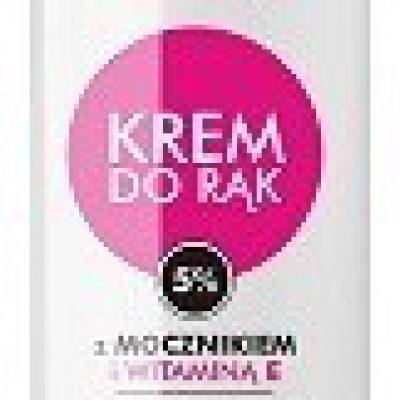 Silcare Quin Krem do rąk z mocznikiem 5% i witaminą E 110ml 1234594925