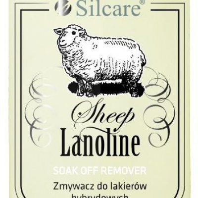Silcare Soak Off Remover z lanoliną - do usuwania hybryd 150 ml