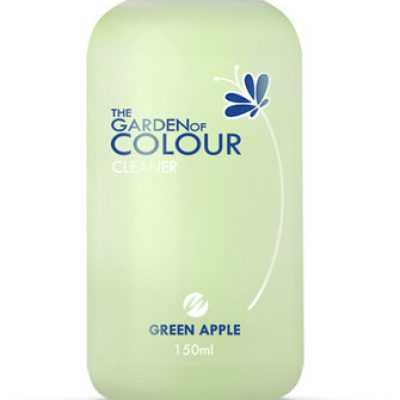 Silcare The Garden of Colour płyn do odtłuszczania płytki paznokcia Green Apple 150ml