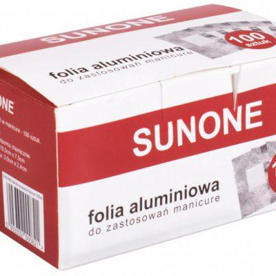 SUNONE SUNONE - Folia aluminiowa do usuwania hybryd - 100 sztuk SUNAU1SZ