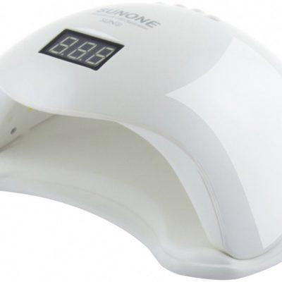 Sunone SUNONE - LED/UV LAMP - Lampa LED/UV - 48W - Biała