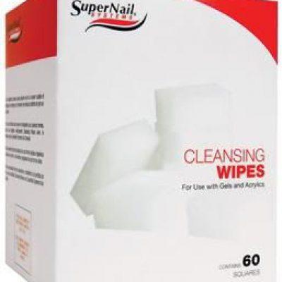 SuperNail Cleansing Wipes Waciki export-218-0