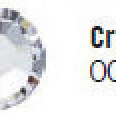 Swarovski CYRKONIE SS10 - Crystal - 20 szt.