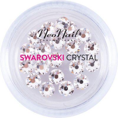 Swarovski Cyrkonie SS16 20szt. - Crystal 001