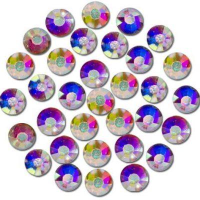 Swarovski Em nail professional Kryształy Crystal AB SS10 - Crystal AB SS10