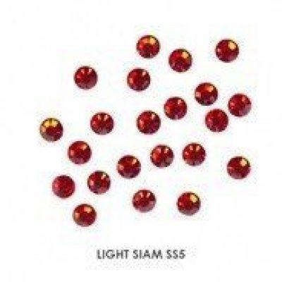 Swarovski Em nail professional Kryształy Light Siam SS5 - Light Siam SS5